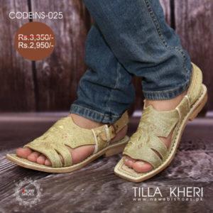 Men Tilla Kheri Chappal