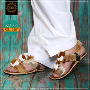 Men Kohati Chappal