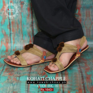 Men Kohati Chappal